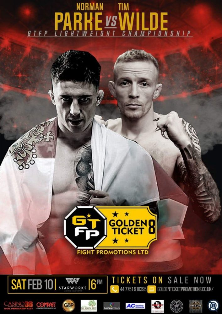 Golden Ticket Fight Promotions 8
